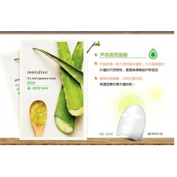 Innisfree My Real Squeeze Mask Aloe 10 sheets - 55% Discount